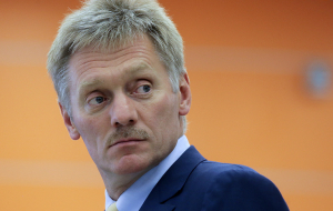 Peskov declined to comment on the statement by Siemens on the suspension of contracts