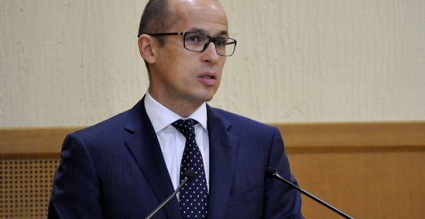 Brechalov nominated candidates for representatives in the Udmurt Republic in the Federation Council