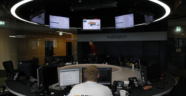 "WP: local governments in the US continue to use the software, ""Kaspersky"""