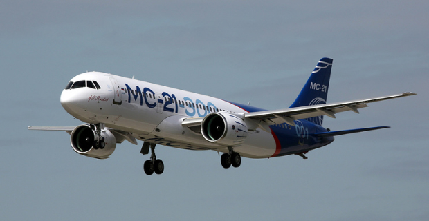 """Irkut"" plans to start serial production of MS-21 at the end of 2017"