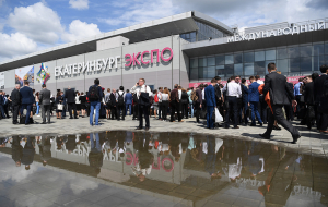 """Innoprom"" surprise foreigners the quality of Russian industrial products"