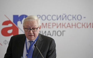 Ryabkov: Russia proposes a step-by-step plan to reduce tensions on the Korean Peninsula