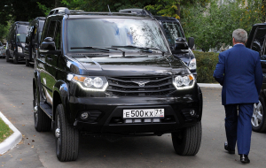 UAZ withdraws 70 thousand cars to check brakes and electrics