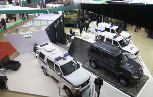UAZ withdraws in Russia, 70 thousand cars