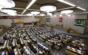 The spring session of the state Duma: the renovation of the legislative process