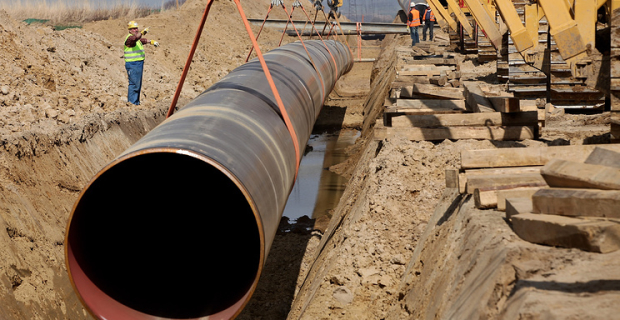 """The tube is not a problem: the supply of American gas will not compete with """"Gazprom"""""""