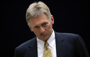 Peskov did not comment on the flight route of the presidential liner
