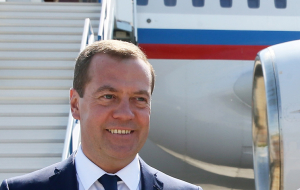 Timakova has denied reports that Medvedev was allegedly reduced travel in the regions of the Russian Federation