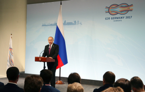 Putin: the issues at the G20 summit are extremely important and have practical reflection