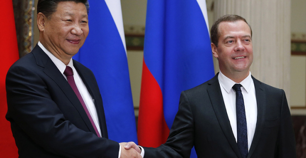 Medvedev at a meeting with XI Jinping stated the intention to attend this year, China