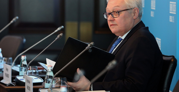 Ryabkov: the US tightening of a question with Dipartimento Russia will lead to a mirrored response