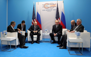 Russia and the US agreed to a truce in southern Syria