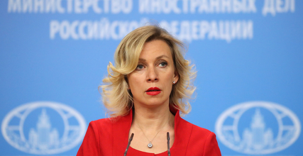 "Zakharova denied the report US on the ""labor camps"" for the workers of the DPRK in Russia"