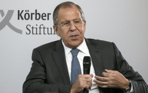 Lavrov: US for eight months did not show evidence of Russian intervention in elections