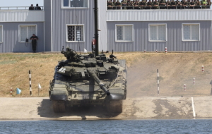 Assistant to the President of the Russian Federation confirmed the information about the delivery of the Iraq tanks T-90