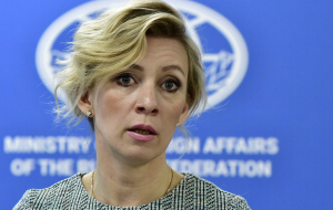 "Zakharov would not be surprised if the West will claim that Hamburg at the G20 ""flipped"" two Russians"