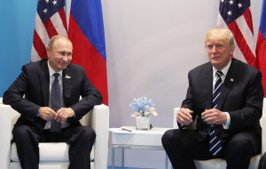 The meeting of Putin and trump lasted more than two hours