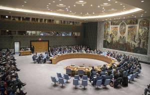 Russia has proposed to adopt in the UN security Council, the developing countries of Asia and Africa