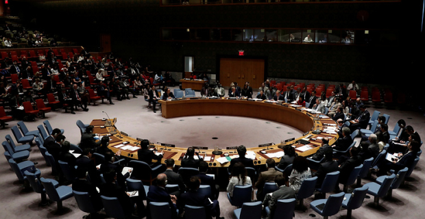 The permanent mission of the Russian Federation has denied messages about blocking Russia statements of the UN security Council on the DPRK