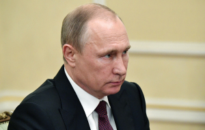 "Putin before talks with the governors of scans received on a ""Straight line"" treatment"
