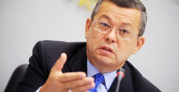 Georgy Luntovsky leaves the post of first Deputy Chairman of the Central Bank