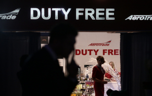 Duty free shops can appear in the Russian airports in 2018