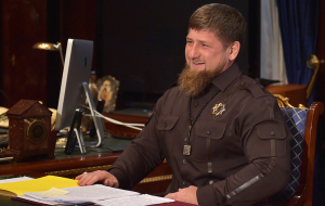 "Kadyrov praised the work of the government of Chechnya for the first half of ""excellent"""