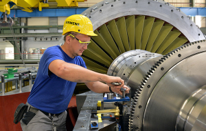 A European diplomat called the negative signal the situation with turbines Siemens